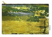Coastal Marsh View Abstract Carry-all Pouch