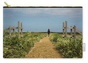 Coastal Path Carry-all Pouch
