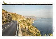 Coastal Road Near Dubrovnik In Croatia Carry-all Pouch