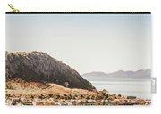 Coastal Tasmanian Town Carry-all Pouch