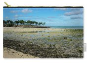 Coastal Textures Carry-all Pouch