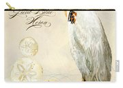Coastal Waterways - Great Blue Heron Carry-all Pouch