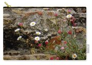 Coastal Wildflowers 1 Carry-all Pouch