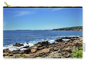 Coastline At Otter Point 5 Carry-all Pouch