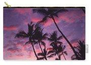 Coastline Palms Carry-all Pouch