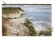 Coastline Viewed From Thornwick Bay Flamborough Carry-all Pouch