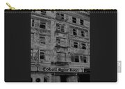 Cobalt Motor Hotel Carry-all Pouch