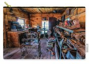 Cobbler's Shop, Gold King Mine, Arizona Carry-all Pouch