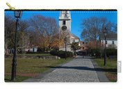 Cobblestone To Trinity Church Newport Rhode Island Carry-all Pouch