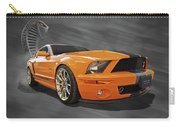 Cobra Power - Shelby Gt500 Mustang Carry-all Pouch