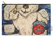 Coca Cola Bear Carry-all Pouch