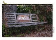 Coca Cola Bench Carry-all Pouch