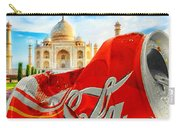 Coca-cola Can Trash Oh Yeah - And The Taj Mahal Carry-all Pouch