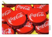 Coca Cola Caps Carry-all Pouch