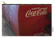 Coca-cola Chest Cooler General Store Carry-all Pouch