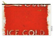 Coca-cola Cooler Carry-all Pouch