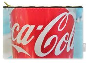 Coca Cola Light Can Carry-all Pouch