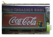 Coca Cola Sign Carry-all Pouch