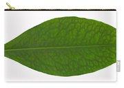 Coca Leaf, Erythroxylon Coca Carry-all Pouch
