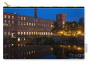Cocheco Mills At Blue Hour Dover New Hampshire Carry-all Pouch