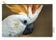 Cockatoo Show Off Carry-all Pouch