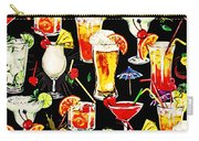 Cocktail Hour In The Tropics Carry-all Pouch