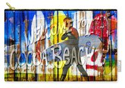 A Cocoa Beach Welcome Carry-all Pouch