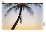 Coco Mo Tropical Sunrise Carry-all Pouch