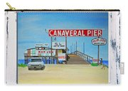 Cocoa Beach/cape Canaveral Pier Carry-all Pouch