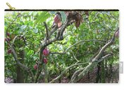 Cocoa Tree With Ripe Cocoa Pods Carry-all Pouch