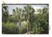 Cocohatchee River  Carry-all Pouch