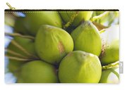 Coconut Bunch Carry-all Pouch