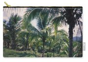 Coconut Farm Carry-all Pouch