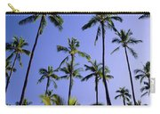Coconut Grove At Wailua Carry-all Pouch