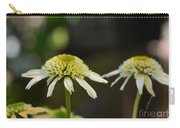 Coconut Lime Echinacea Carry-all Pouch