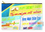 Coconut Shakes Carry-all Pouch