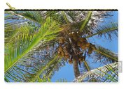 Coconut Tree Carry-all Pouch