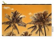 Coconut Trees Carry-all Pouch