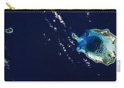 Cocos Islands Carry-all Pouch by Adam Romanowicz
