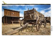 Cody Wagon Train Carry-all Pouch