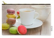 Coffee  And Macaroons Carry-all Pouch