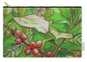 Coffee Cherries Carry-all Pouch