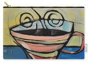 Coffee Cup Four Carry-all Pouch