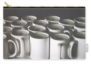 Coffee Cups- By Linda Woods Carry-all Pouch