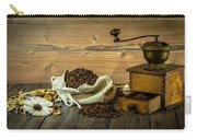 Coffee Grinder Carry-all Pouch