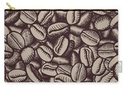 Coffee In Grain Carry-all Pouch