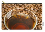 Coffee On Roasted Beans Carry-all Pouch