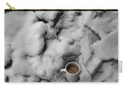 Coffee On The Rocks Carry-all Pouch