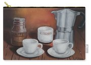 Coffee Set Carry-all Pouch