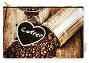 Coffee Shop Love Carry-all Pouch